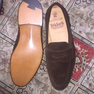 Tricker's Shoes - Trickers of England Loafers